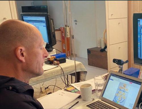 Können Workshops zu agilem Arbeiten und OKRs auch virtuell funktionieren? Sogar sehr gut!